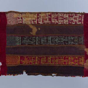 獣神動物文紋織織合織裂