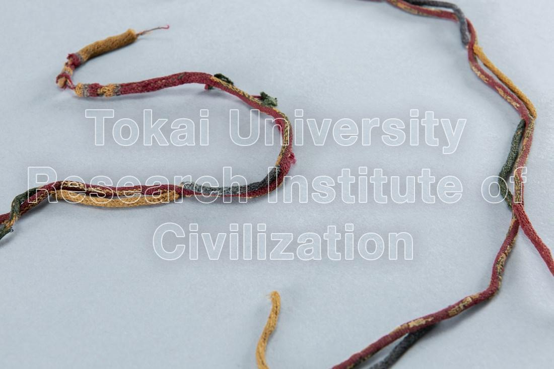 紋織縫編細紐