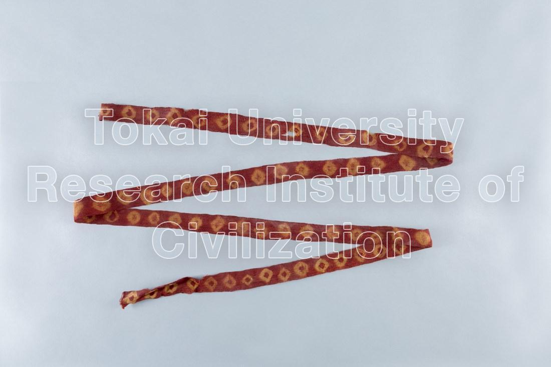 蛇目文紋紐